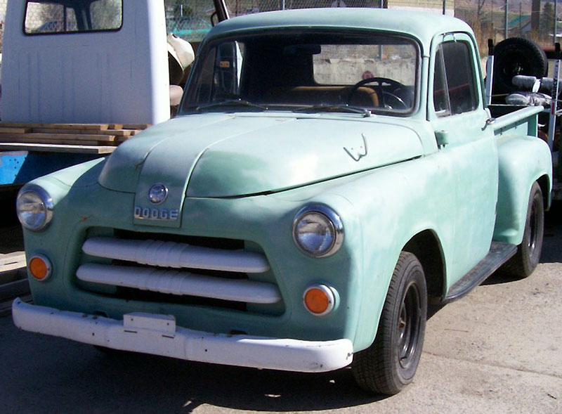 1954 Dodge C-1-B6 1/2 Ton Pickup Truck For Sale