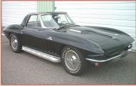 1966 Chevrolet Corvette Sting Ray roadster L-72 425 HP 4 speed right front view