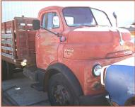 1953 Dodge Series J 2 1/2 ton COE cab-over-engine right front view