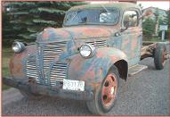 1942 DeSoto 1 1/2 Ton Truck with Right Drive left front view for sale $8,000