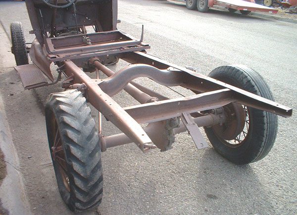 1928 Ford Model Aa Truck With Warford Transmission For Sale