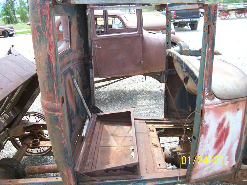 1931 Ford Model A Pickup Truck Cab And Box For Sale