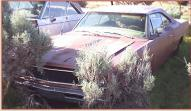 1968 Dodge Coronet R/T 400 2 door hardtop for sale $12,000 left front view