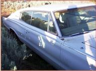 1966 Dodge Charger 2 door hardtop with 383 CID V-8 right front view
