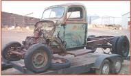 1938 Ford Marmon-Herrington 4X4 1 1/2 ton truck left front view for sale $5,000