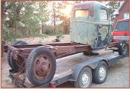 1938 Ford Marmon-Herrington 4X4 1 1/2 ton truck right rear view for sale $5,000