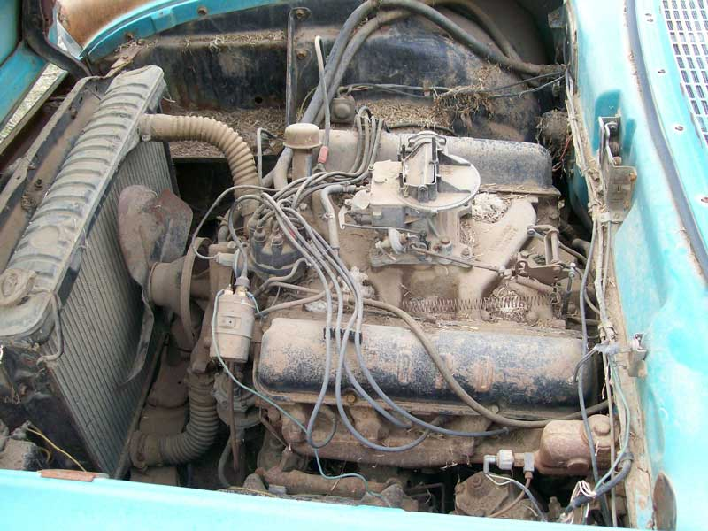 Ford Engines For Sale >> 1958 Ford Fairlane 500 Skyliner Retractable Hardtop ...