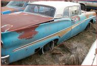1958 Ford Fairlane 500 Skyliner Retractable Hardtop Convertible For Sale $12,000 right rear side view