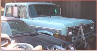 1974 IHC International Series 200 3/4 Ton Crew Cab right front view for sale $7,000
